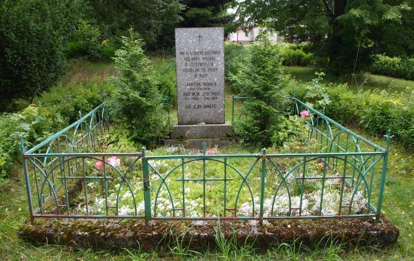 Pomník na Bublavě